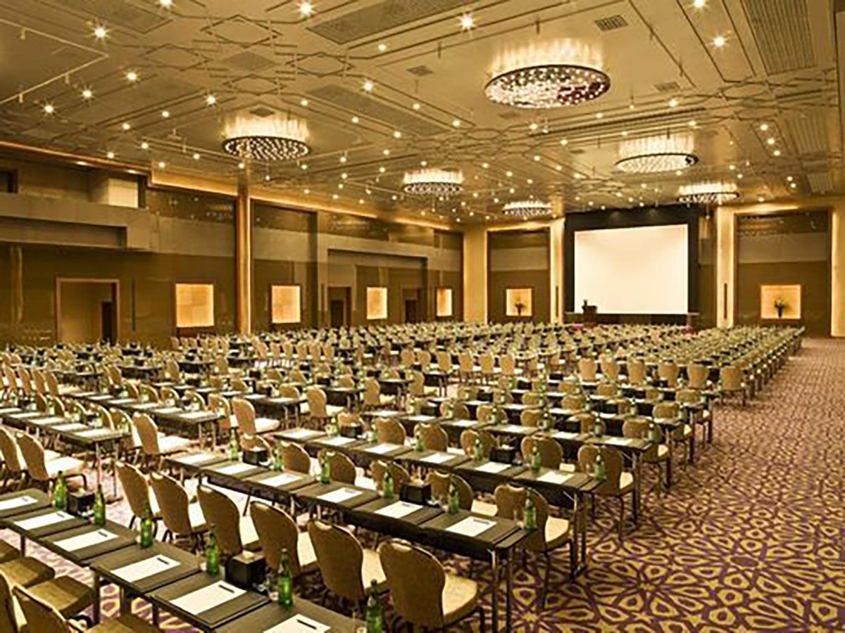 Grand Hyatt Qatar Spa